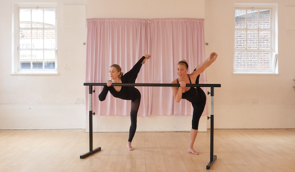 Sleek Barre Technique 6